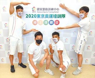 體操男團拚奧運 李智凱不再孤單
