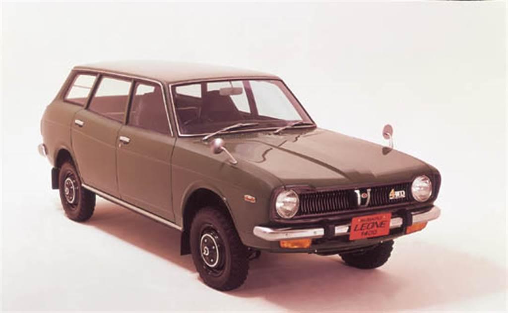 「安心愉悅的駕控感」Subaru Symmetrical AWD 累計生産 2,000 萬台達成!