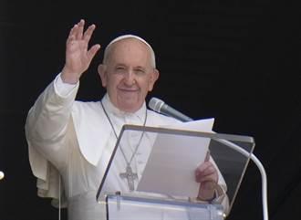 教宗大腸炎術後住院一度發燒 檢查後無異常