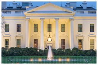 蔡英文都轉貼了 白宮卻秒刪含我國旗推文   網酸:側翼怎不去出征