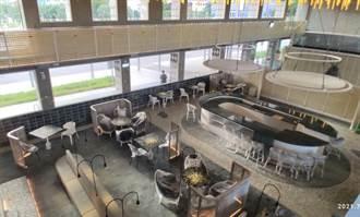 迎接後疫情國旅 台鐵花蓮禮賓室進度98% 預計明年元旦完工
