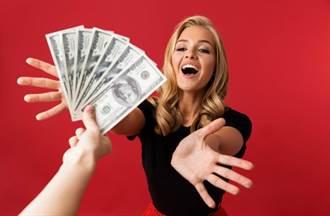 只願意跟有錢人交往 5星座女最拜金