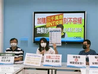 藍委轟陳時中:釀破口還擋疫苗 不怕閻羅王找你算帳?