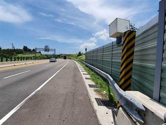 苗栗縣台61線竹南及通霄路段 將各啟用固定式測速照相機