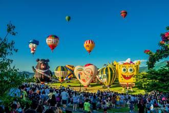 台東縣議會決議 降為二級警戒再辦熱氣球嘉年華