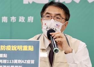 憂台南成防疫破口 網友湧入黃偉哲臉書「請三思」