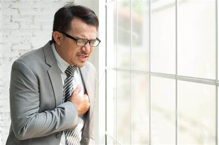 心絞痛與心肌梗塞的距離 - 健康頻道
