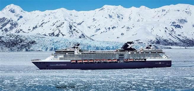 ▲千禧號( Celebrity Millennium)將從西雅圖出發執航阿拉斯加航線。 圖:名人遊輪/提供