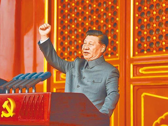 「中國統一聯盟黨」主席戚嘉林所主編的《建黨百年、奮鬥百年,中共的力量來自何方》一書,提供台灣統派評論中共建黨百年的深層視角,也更清楚的與獨派有完全不同的觀點,兩相比較,在相互主觀之下,台灣應該有更客觀的視野看待中共的百年發展。(圖/新華社)