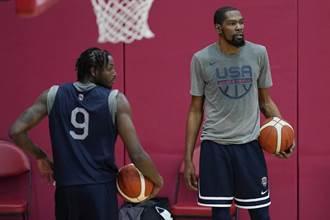 NBA》失望東奧零觀眾進場 杜蘭特:我能夠理解