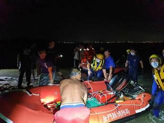 6名金大生受困礁石獲救 違反防疫至少罰1.8萬