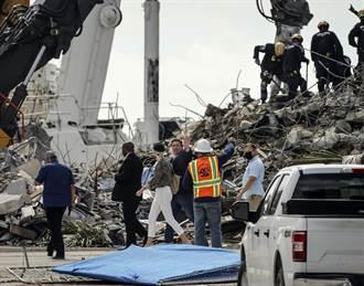 佛州大樓坍塌增至79死 住9樓黑貓生還回家人懷抱