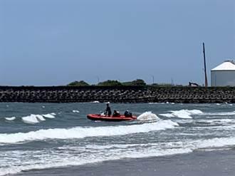 潛水員淡水外海清除廢棄漁網 失聯3日