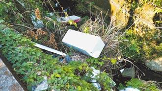 新北送貨員當臨時工 助雇主丟廢棄物