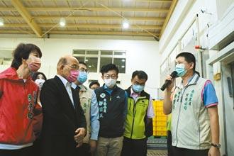 台南冷鏈中心5.6億經費 中央允補助