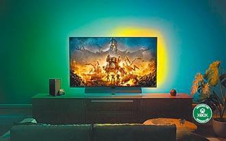 飛利浦為Xbox打造電競顯示器
