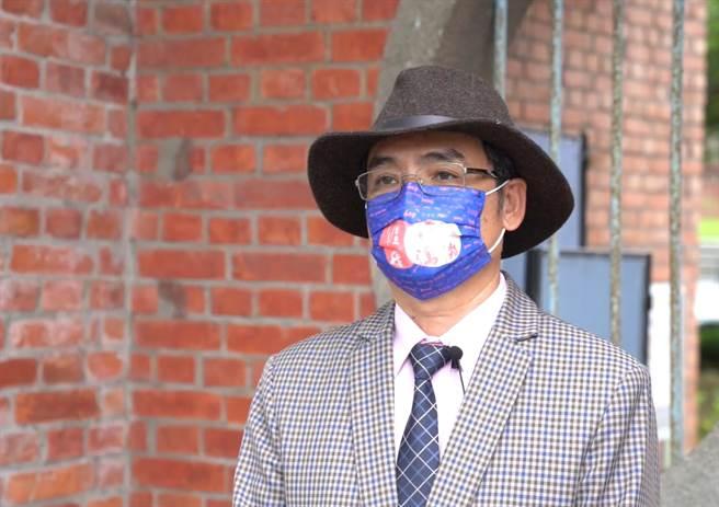 客傳會董事長陳邦畛/圖:客家公共傳播基金會提供。