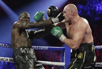 拳擊》拳王泰森福瑞染新冠 7月WBC冠軍戰取消