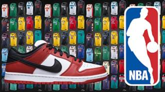 籃球迷注意!NBA 75 週年準備幹票大的,Nike Dunk 鑽石鞋款、紀念球衣諜照露出,紀念價值十足怎麼能不收..