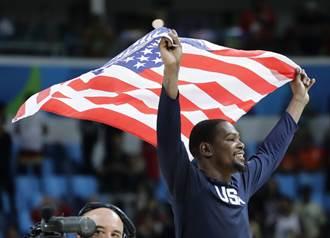 東奧》跟Kobe致敬!杜蘭特:美國男籃要打出能量與激情