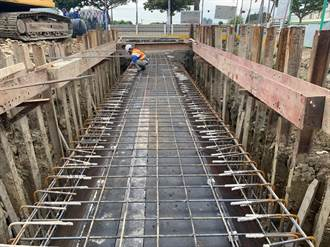 中市獲前瞻水與安全6億元補助 雨水下水道工程全面啟動