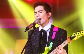 蕭敬騰《歌手當打之年》大秀電吉他神技!讓徐佳瑩大開眼界