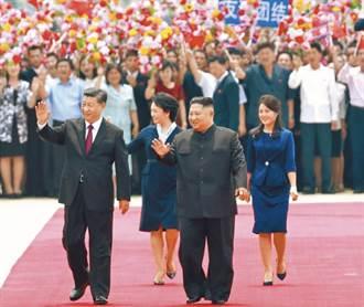 《中朝友好合作互助條約》簽訂60周年 習近平與金正恩互致賀電