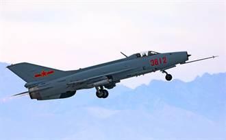 殲-7雷達截面像F-16 陸老爺機對台用途大了