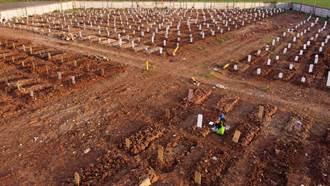影》Delta入侵失控 雅加達4墓地大爆滿 滿地墳坑畫面曝光