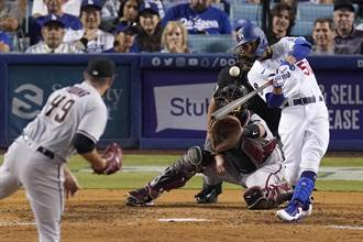 MLB》洛杉磯屠宰場 道奇8轟22分血洗響尾蛇創紀錄