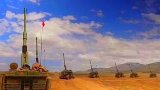 反制印軍部署K9自走炮 共軍邊境高原演練火炮新戰術