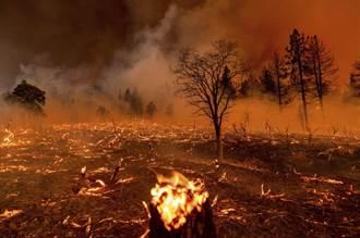 熱浪襲擊美國西部 加州野火蔓延
