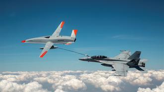 美海軍誠徵MQ-25無人機操作員 平民也可報名