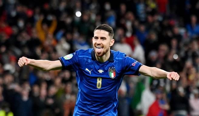 若日尼奧 是義大利的核心球員(圖片來源︰達志影像)