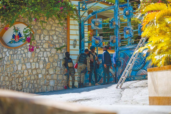 海地總理克洛德·約瑟夫7日說,海地總統若弗內爾·莫伊茲當天在家中遇刺身亡。(新華社)
