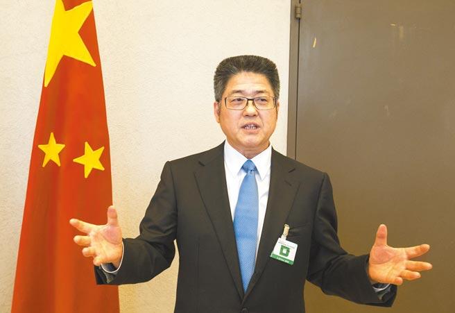 中國外交部副部長樂玉成表示,把中美關係搞糟才是最大的政治不正確。(新華社)