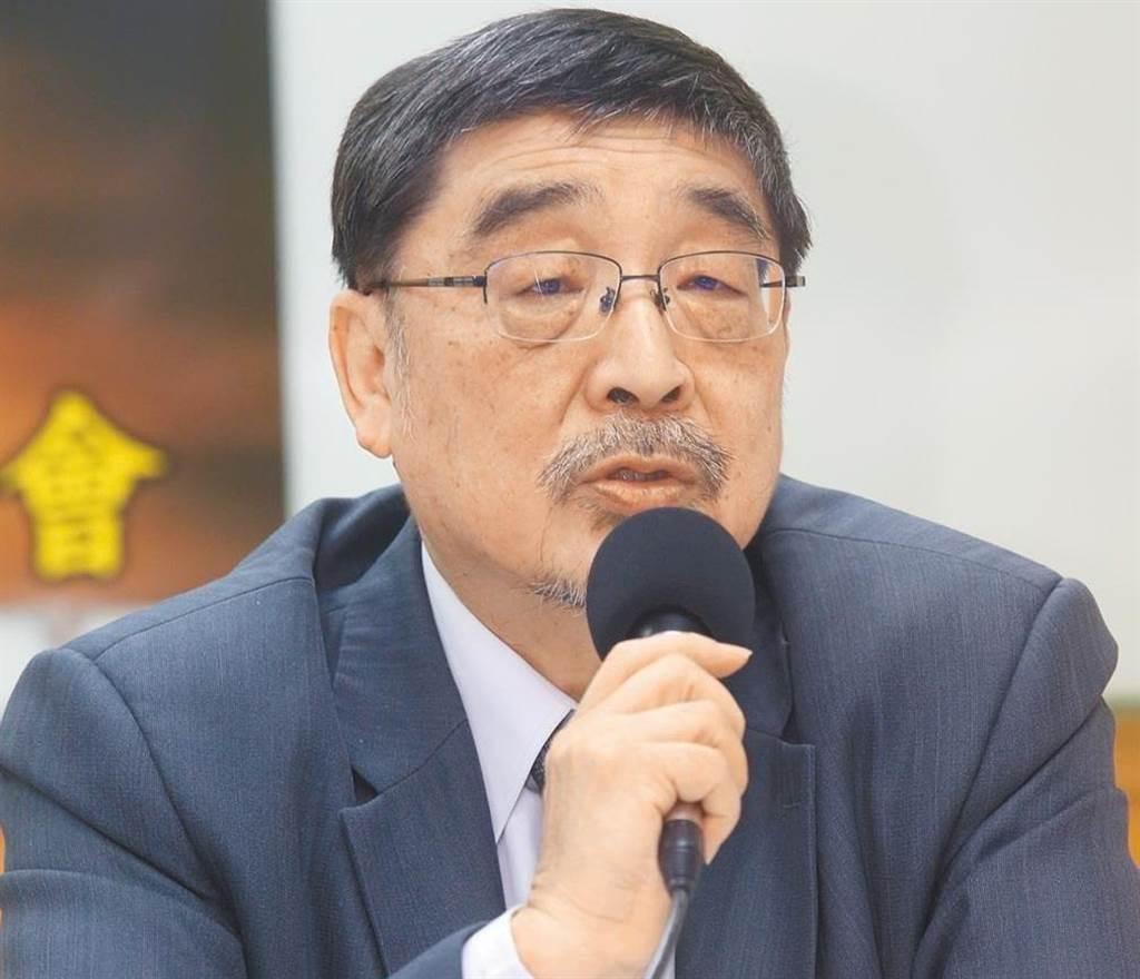 東華大學教授 施正鋒。(圖/本報資料照)
