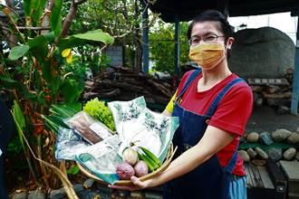疫情促進地方產銷經濟 「林邊好風采」推料理包讓小農被看見