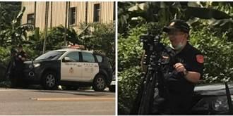 警「口罩拉下」測速遭反偷拍喊罰 所長硬起來留言回應