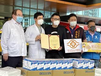 台積電、鴻海合贈1千萬劑BNT疫苗 江啟臣:政府還有臉說嘴?