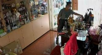 新莊美容店3萬元周轉金放桌上不翼而飛 警方8小時內逮獲竊賊