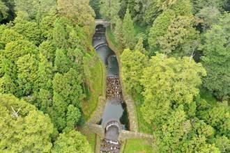 會呼吸的生態工程 阿里山新八景「神怡流瀑」美美重現