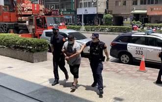 警察哪會那麼胖!按摩女怒嗆百斤騙子男 男翻臉洗劫按摩女1小時遭逮