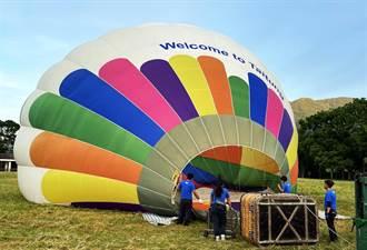 台東熱氣球嘉年華一延再延 國家隊飛行員持續操兵