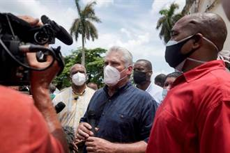 古巴爆發大規模反政府抗議 總統指控美國唆使「傭兵」煽動