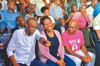 海地第一夫人:總統被打成蜂窩 願景全毀