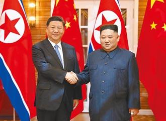 中朝友好條約60周年 兩國元首互致賀電