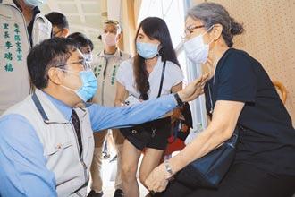 南市增設施打站 1天接種2萬人