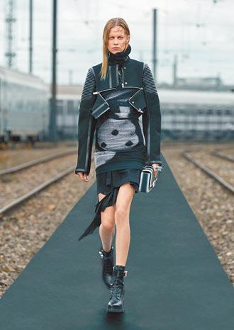 融合時裝&潮流 Givenchy塗鴉表態度