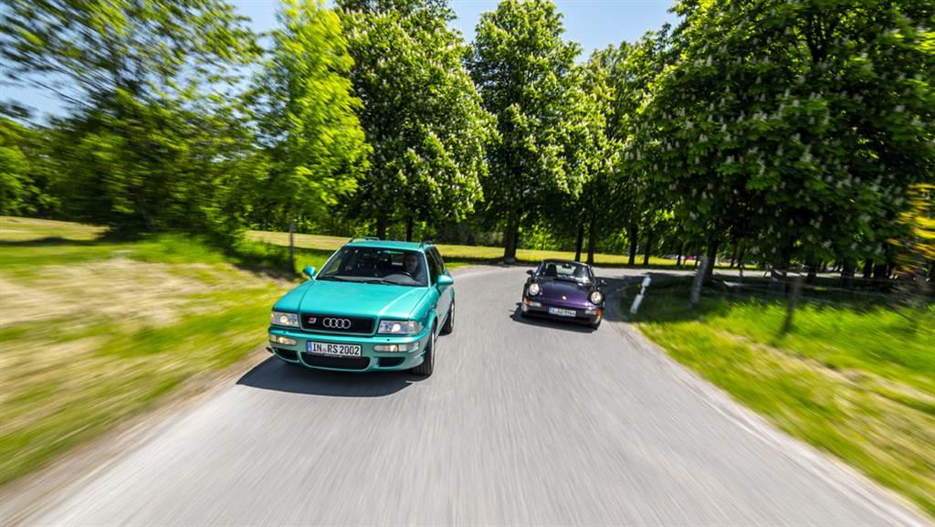 一些車迷至今仍將Audi Avant RS2稱為「Audi Porsche RS2」。